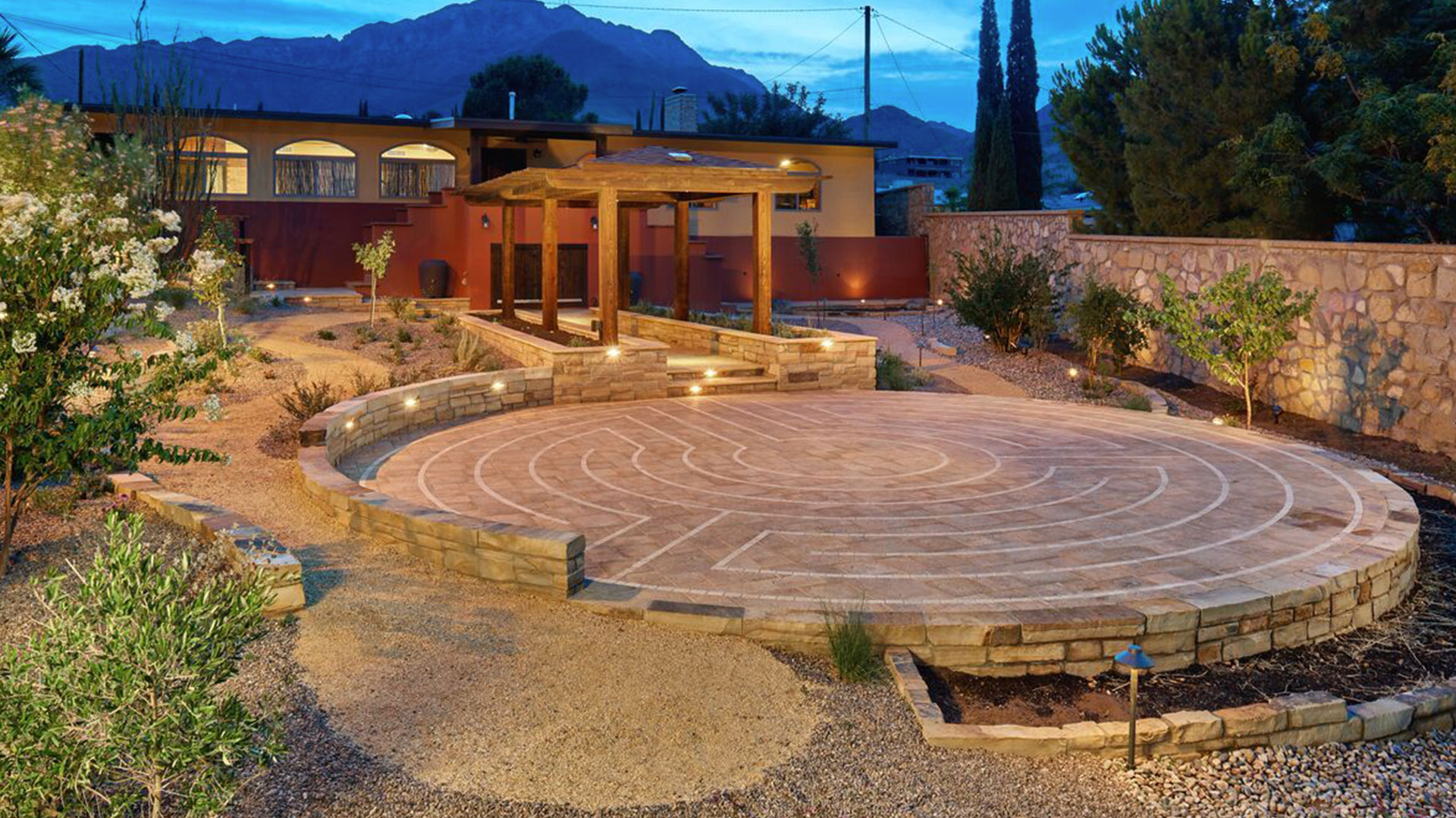 Go Designs El Paso Landscaping Design Architecture
